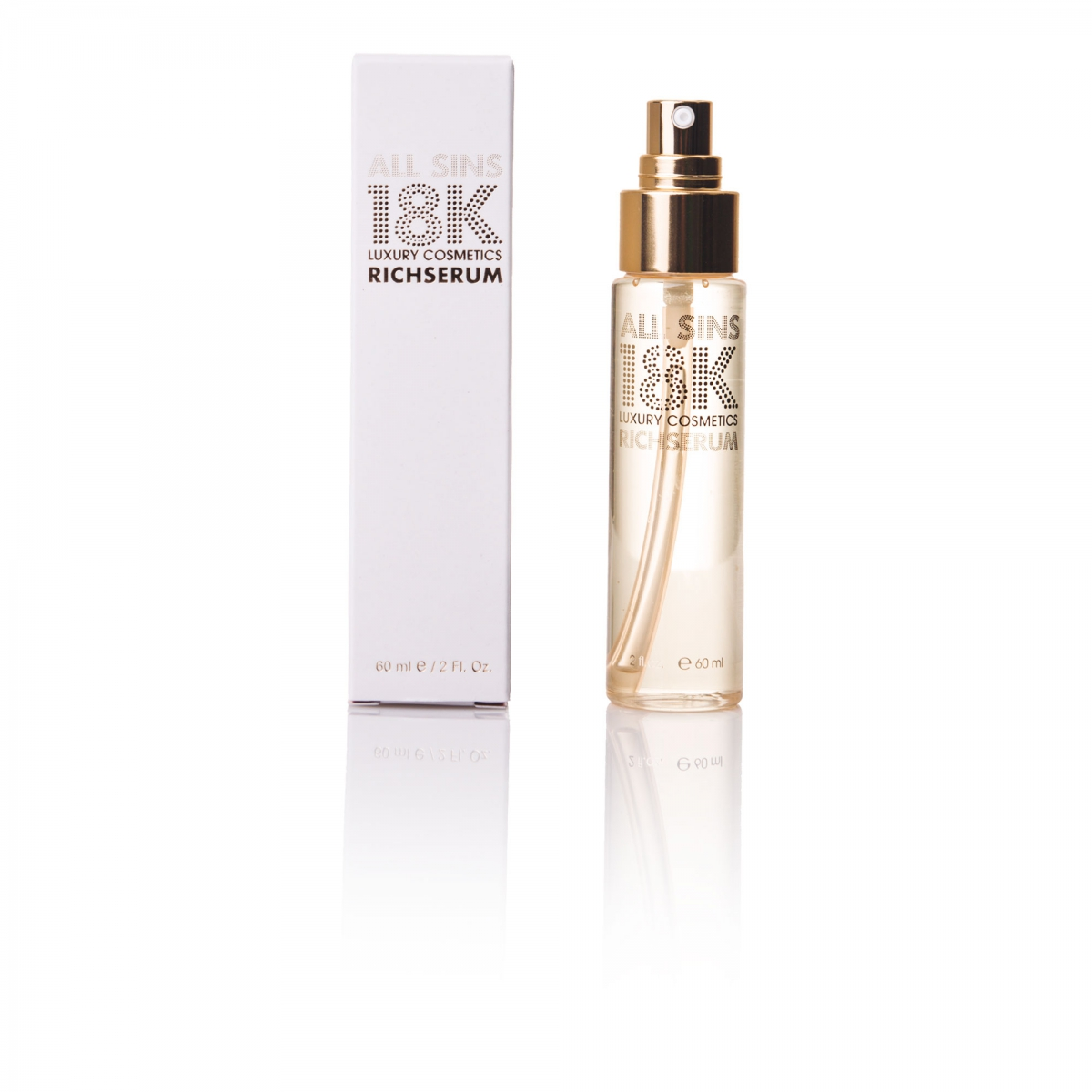 ALL SINS 18K RICHSERUM